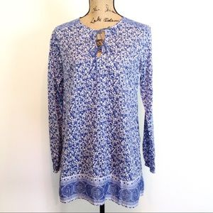 L.O.G.G. Tunic Floral - Size 10
